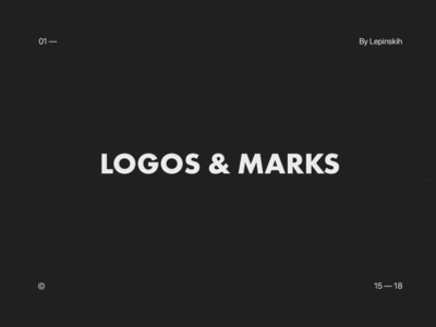 New & old logos