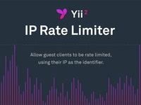 IP Rate Limiter for Yii2