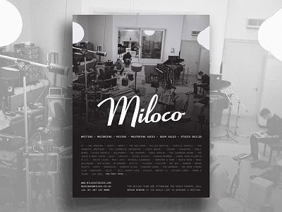 Great Escape Advert monochrome mono monospace design recording black  white print advert poster music