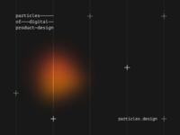 particles.design