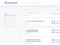 Contractbook – product evolution ✨