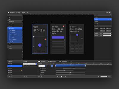 Phase UI 2.1 interaction phase app web ux ui