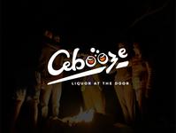 Cebooze (Cebu + Booze) Logo