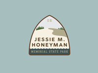 Jessie M. Honeyman Memorial State Park