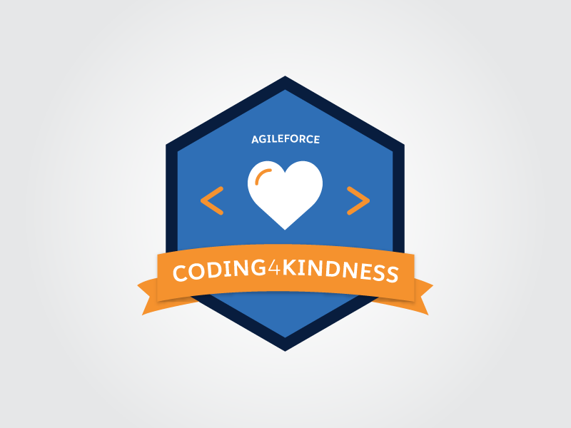 Coding4Kindness Logo salesforce kindness coding
