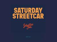 Sebastian Joe's -  Saturday Streetcar Coffee