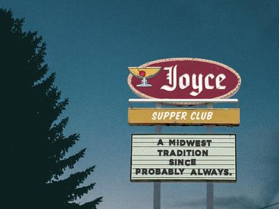 JOYCE Supper Club
