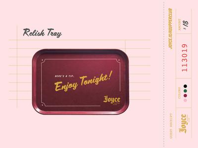 Relish Tray