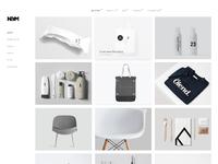 01 07 neym minimal portfolio home