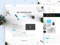 Digita Corporate Business Template Concept