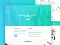 Digita Clean Corporate Business Template Concept