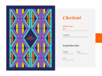 Daily UI :: 002 Day 002 Classic Checkout Hermes