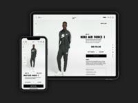 Nike - CheckOut