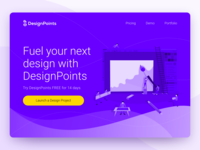 Landing for DesignPoints