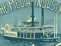 Illustration for conference web