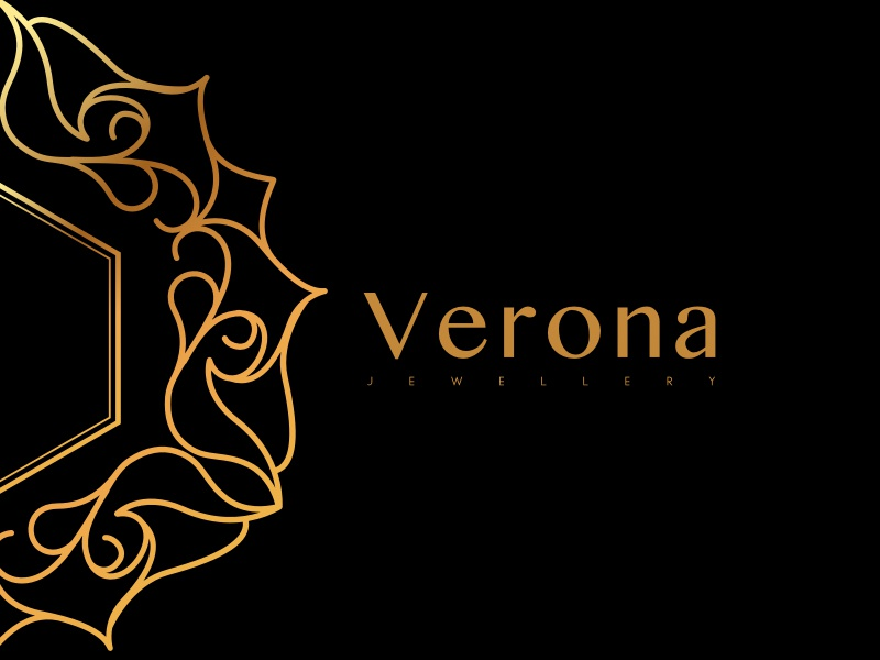 Verona Jewellery envelopes business cards paper bags ring boxes folders cd covers design identity branding logo