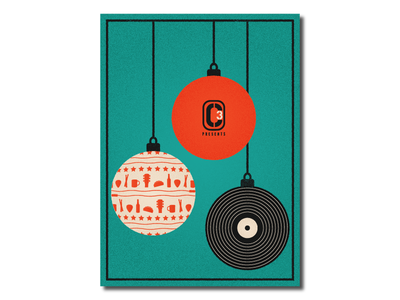 C3 Holiday Card Design