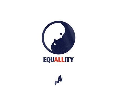Equallity human yin yang black lives matter political human rights equality