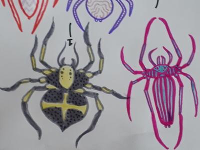 Parametric spiders