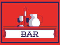 Medieval Bar