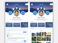 Social Travel | App Design