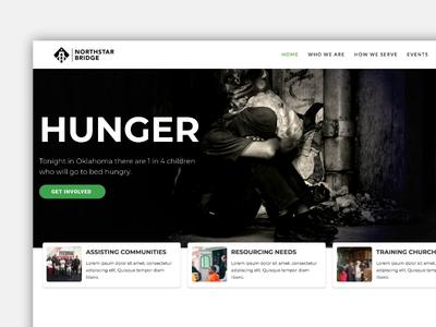 Non-Profit Feeding Organization | Website Design