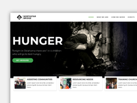 Non-Profit Feeding Organization | Website Design