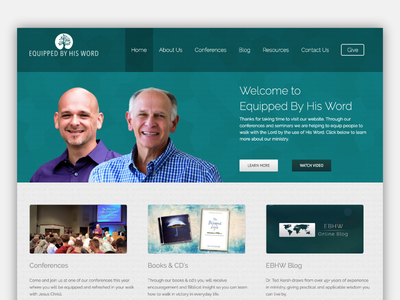 Non Profit Ministry | Website Design