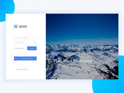 Noah-financing financing
