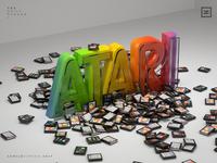 Cassette Atari 2600