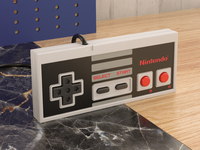 NES Classic Edition system controller