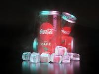 Coca Cola cold 🥵