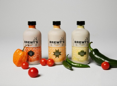 BREWT'S Hot Sauces