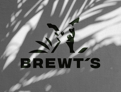 BREWT'S Logo - Hot Doggy!