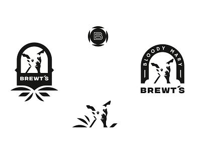Doggy Styling - More Logo Lockups and Bonus patch brand design logo design letter b chihuahua animal logo dog logo emblem logo full circle branding graphic design design art direction