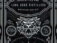 Dribbble debut lrd gin kit 1 lg