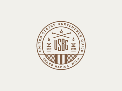 USBG - Grand Rapids Chapter - Logo