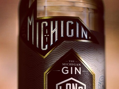 Michigin Packaging design