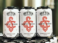 Mitten Brewing Co. - Country Strong