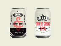 Early Beer Can Concepts for The Mitten
