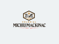 Colonial Michilimackinac - Final Logo