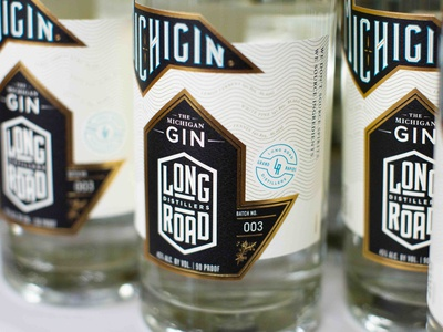 Michigin® Batch No. 3 for Long Road Distillers