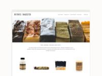 Bodhi Basics Landing Page