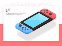 Switch 2.5D