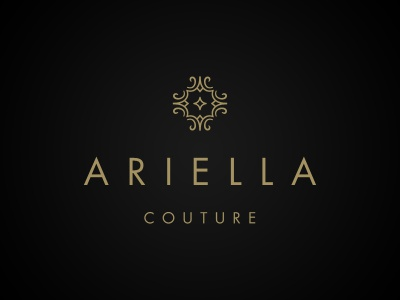 Logo logo motif gold black fashion luxury rish