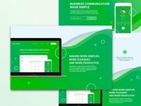 Brand Landing Page Experimentation