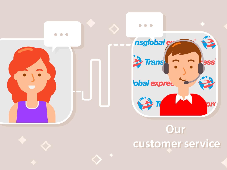 Customer service by Irene Pannacci | Dribbble | Dribbble
