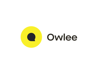 Owlee vector brandbook graphic design logo branding animation
