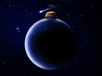 The Blue Planet Has Christmas