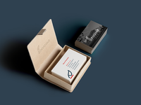 AB pivovar business card